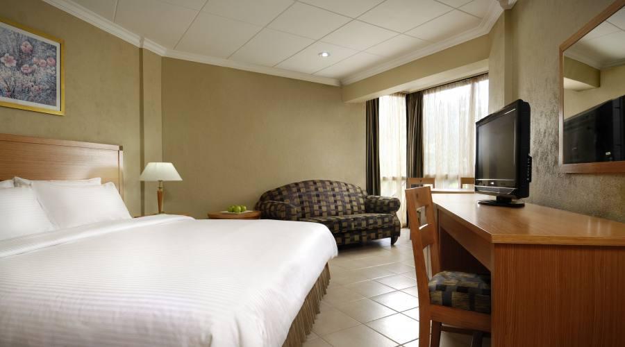 Mahe' - La Standard Room del Berjaya Beau Vallon Bay 4 Stelle