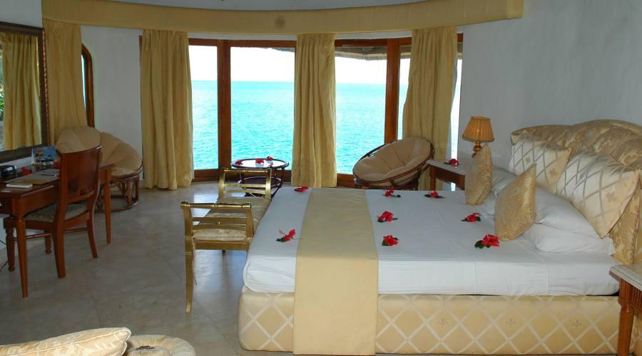 Mahe' - Ocean Villa al Sunset Beach 4 stelle