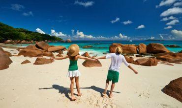 Viaggio di nozze: Un' isola di incantate spiagge tropicali