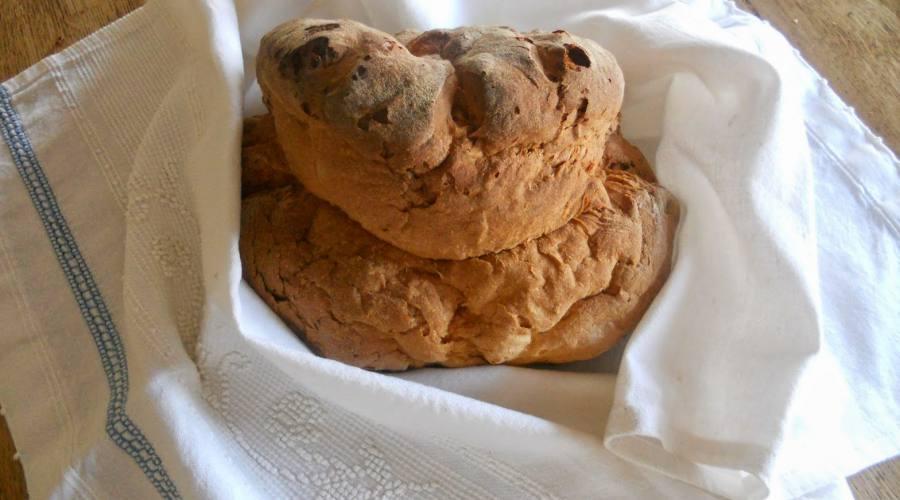 Pane di Matera con lievito madre