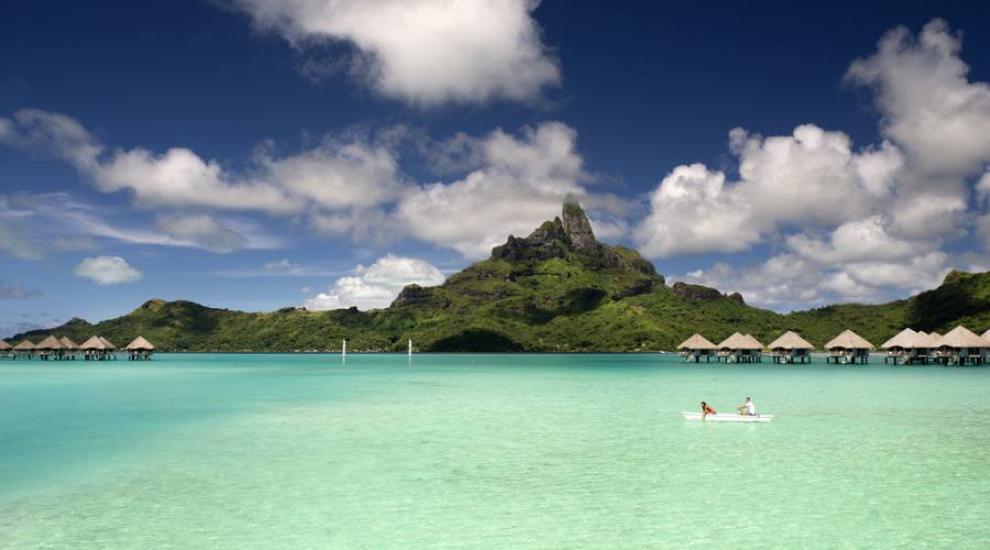 In Paradiso a Bora Bora!