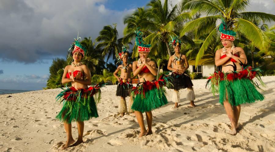 Benvenuti a Tahiti!