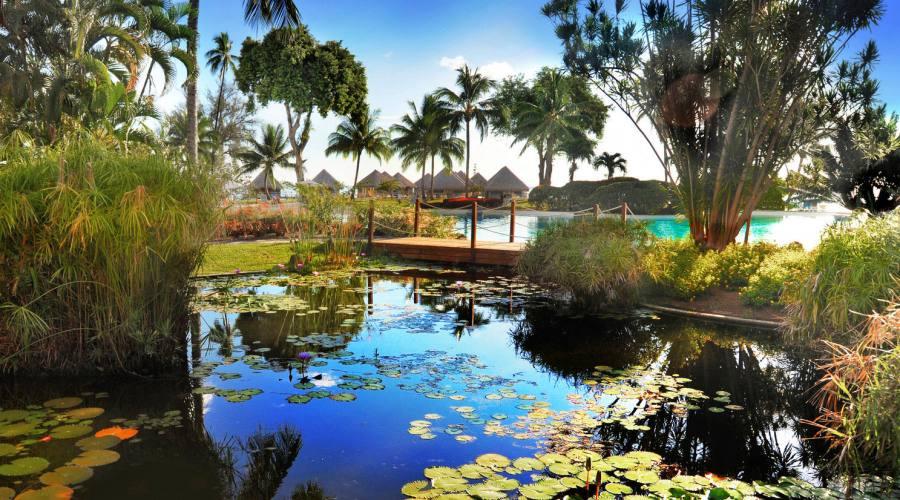 Tahiti - Hotel Le Meridien
