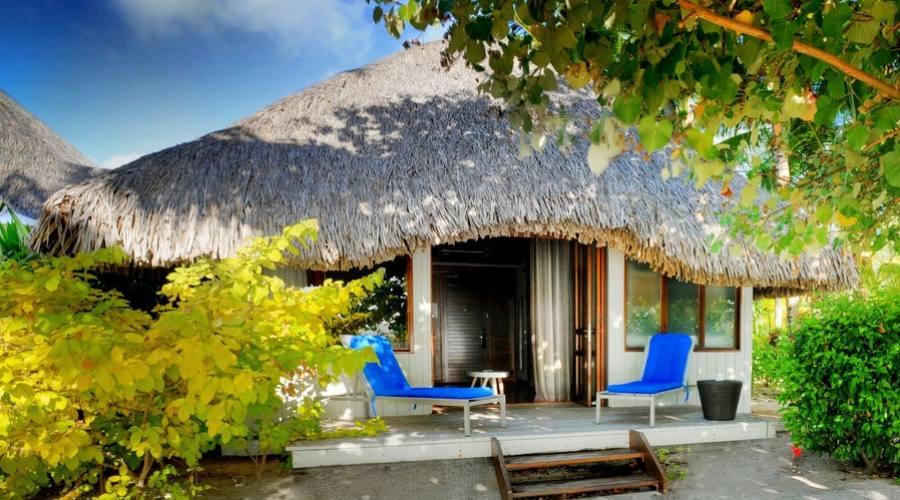 Bora Bora - Hotel Le Meridien - Beach Bungalow