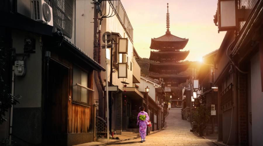 Kyoto Cittaàà Vecchia