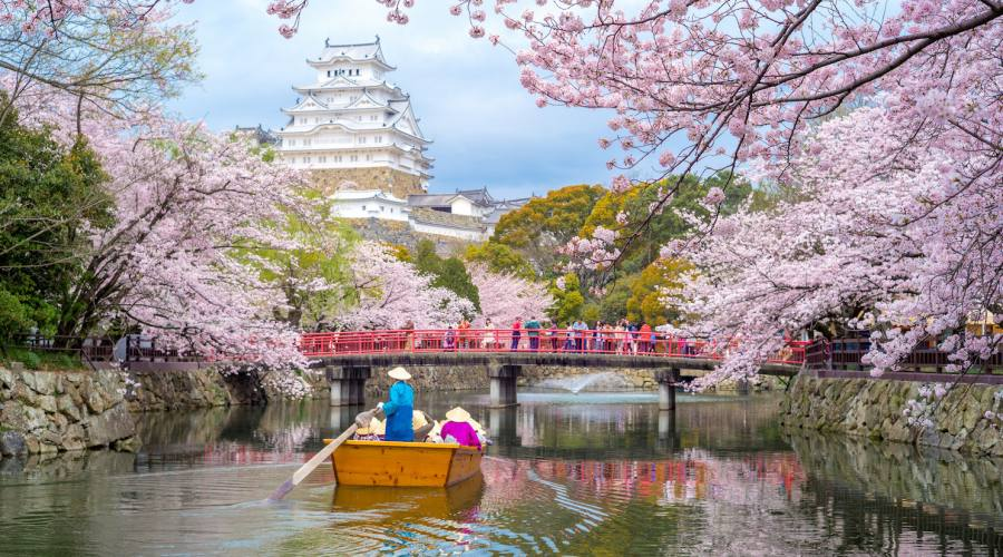 Himeji Castello