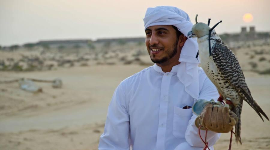 Dubai La folconeria