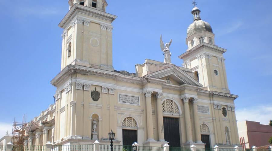 Santiago de Cuba, chiesa