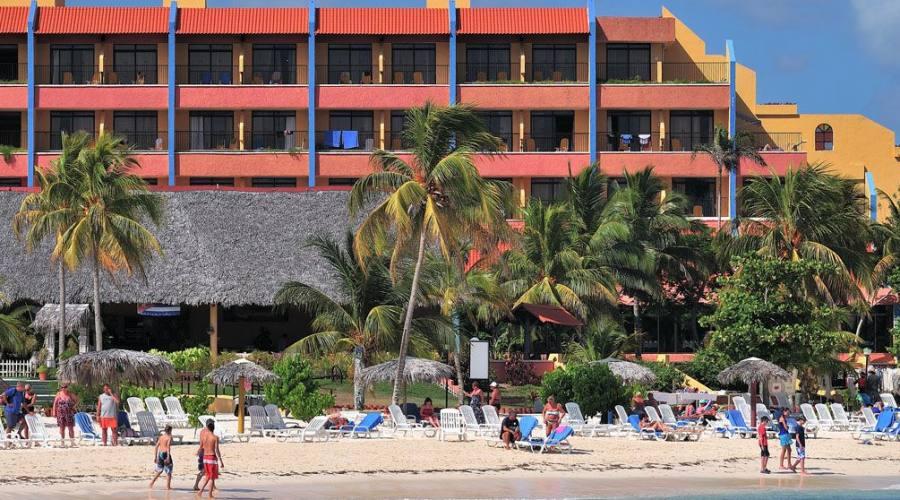 Guardalavaca, resort