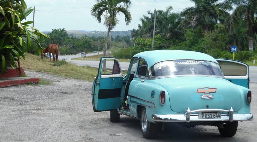 Strada per Baracoa
