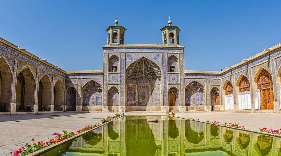 Shiraz: Palazzo