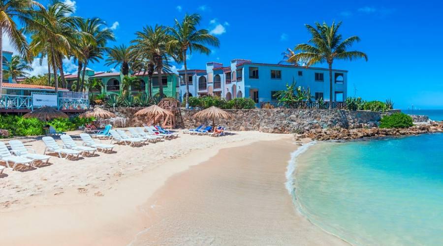 Antigua, Ocean Point Resort