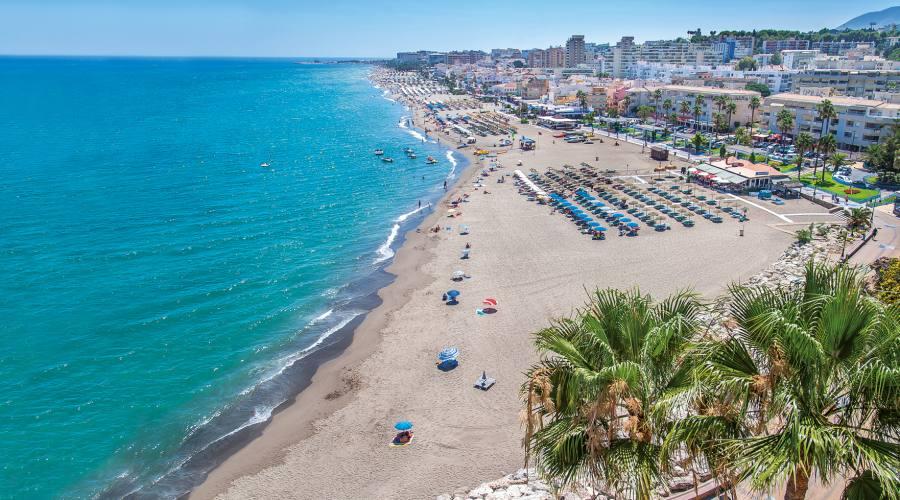 Spiaggia di Torremolinos