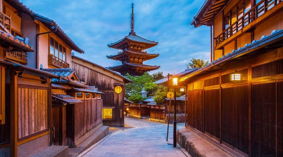 Kyoto - Quartiere Gijon