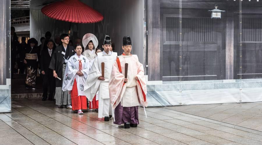 Kyoto - Matrimonio