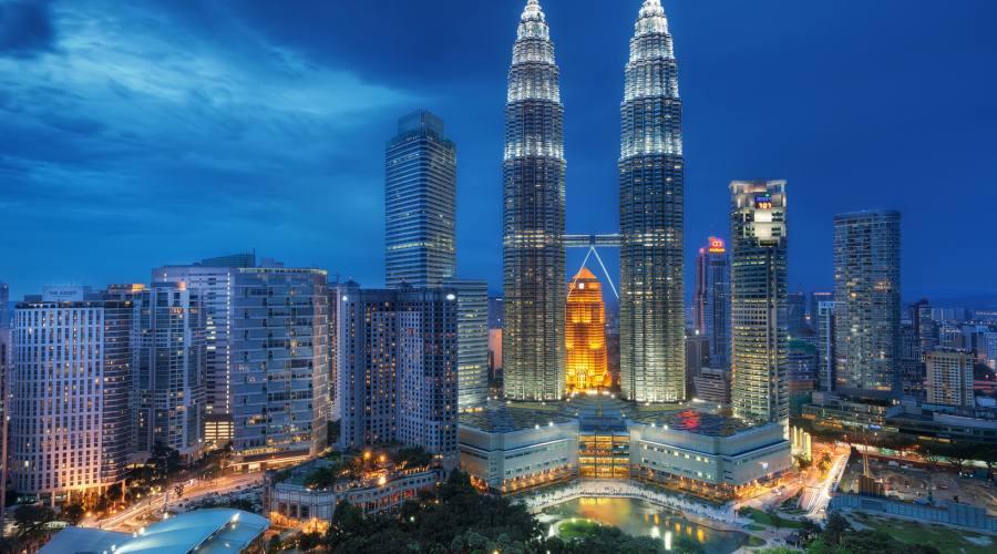 Kuala Lumpur-grattacieli