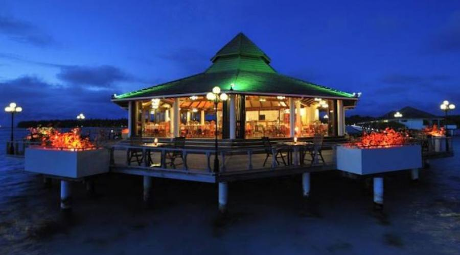 "Restaurante tailandés ""Sun Star"""