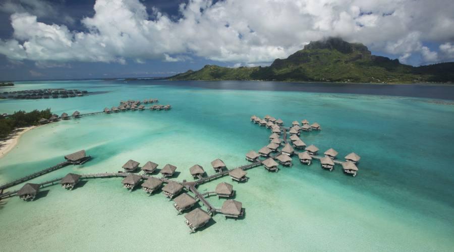 Bora Bora - Hotel Le Meridien