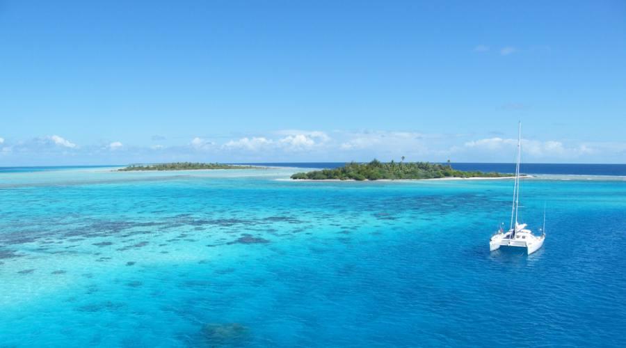 In viaggio verso Bora Bora