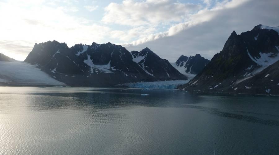 Baia di Longyearbyen