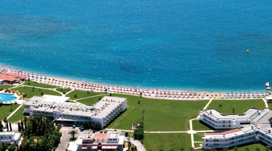 Vista panoramica Villaggio