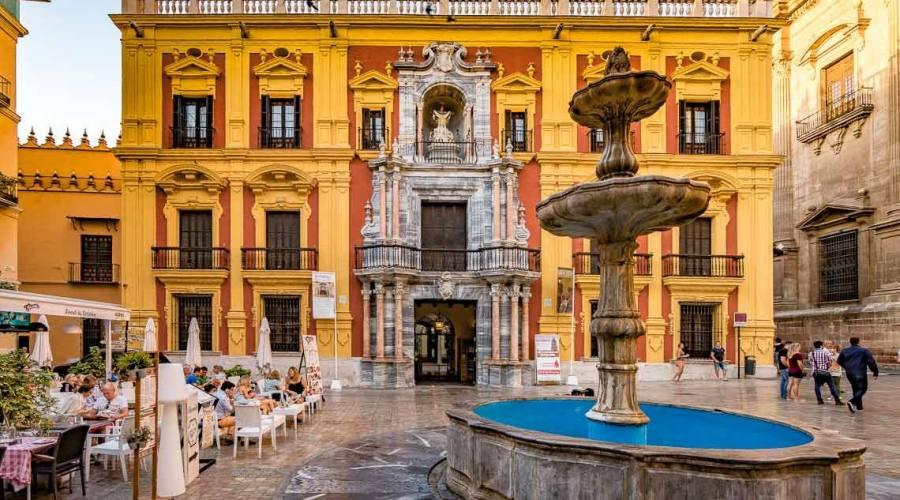 Centro di Malaga