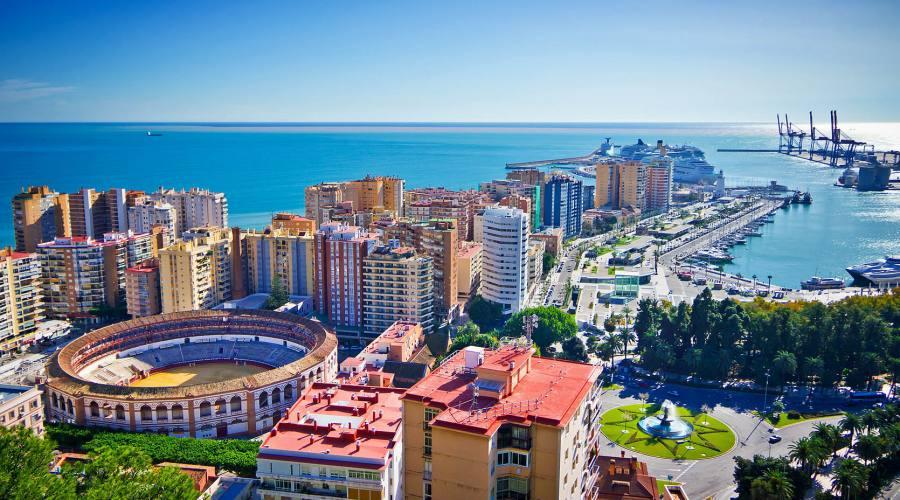 Porto di Malaga