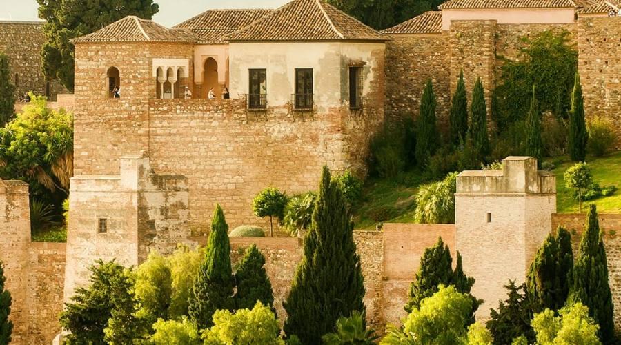 Alcazar di Malaga