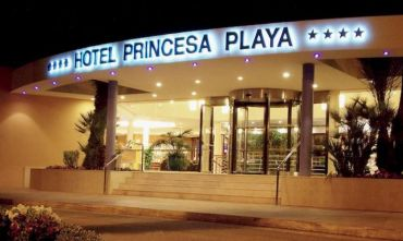 Hotel Club Princesa Playa 4 stelle