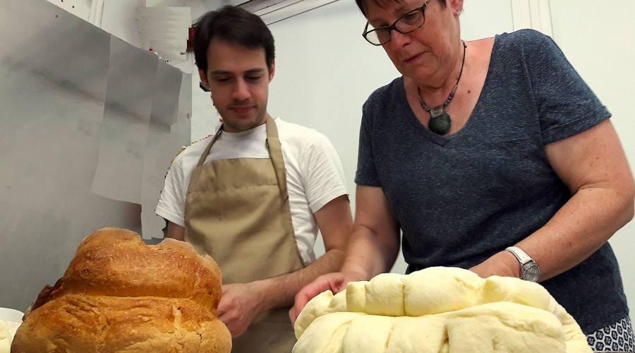 Corso di preparazione pane