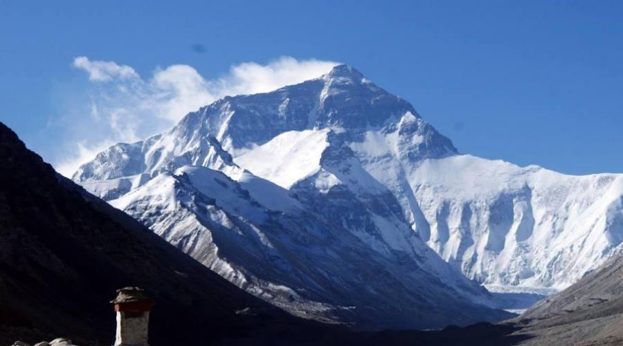 Vista del Himalaya