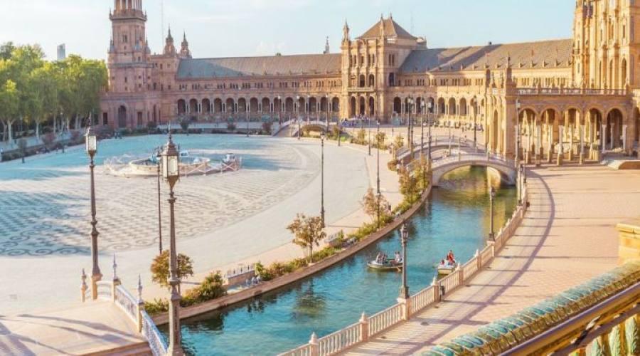 Siviglia Piazza di Spagna