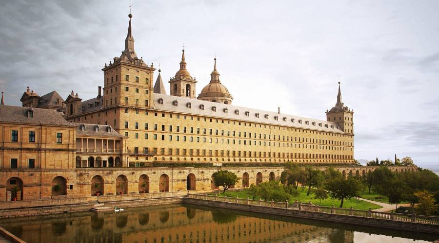 Madrid: Monastero dell'Escorial