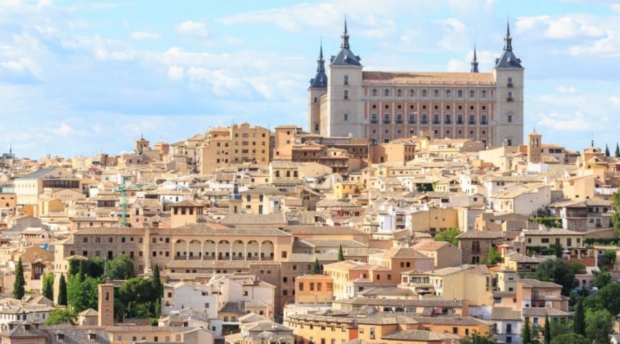 Toledo: Alcazar