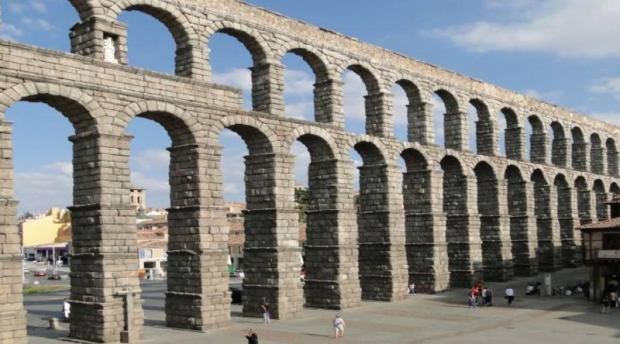 Segovia: acquedotto romano