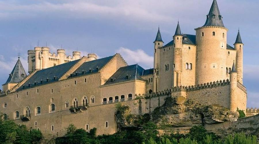 Segovia: Mirador de la Pradera de San Marcos