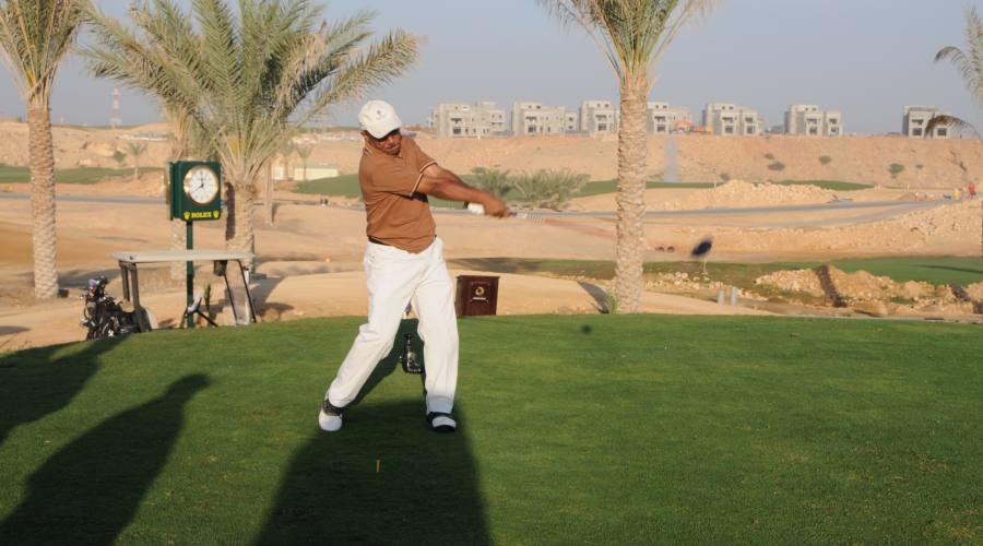 Golf in vacanza