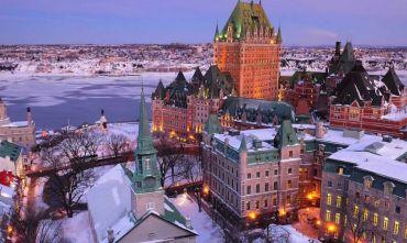 Avventura invernale canadese