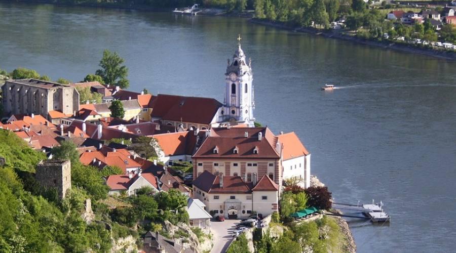 Durnstein sul fiume