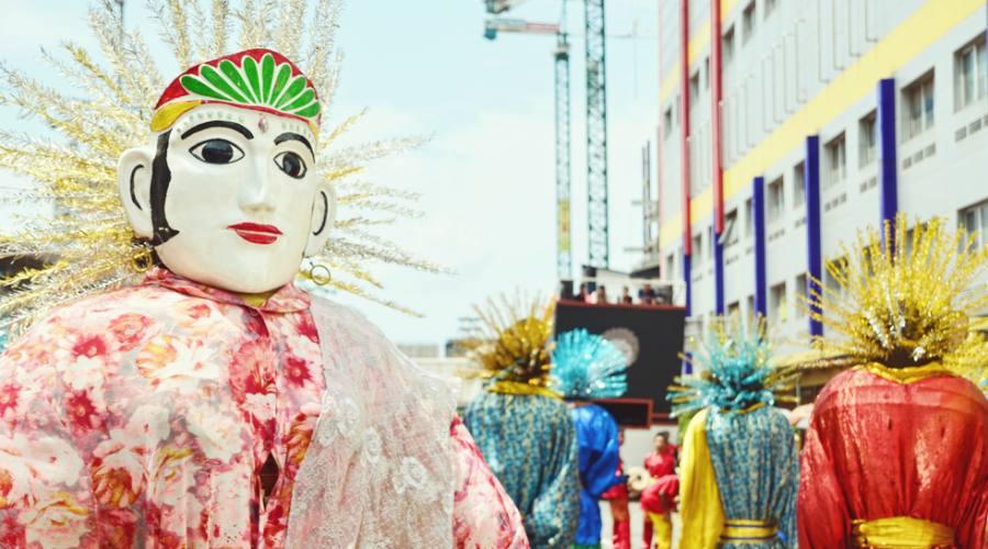 Carnevale Batik Indonesia