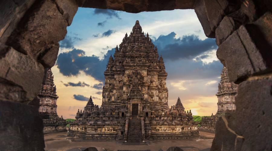Tempio di Prambanan