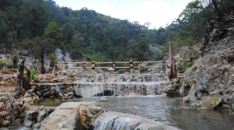 Attrazioni turistiche nella zona di Lembang Bandung