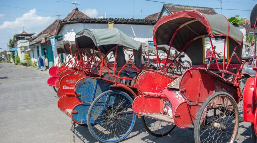 I carretti come mezzo di trasporto