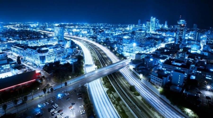 Tel Aviv by night