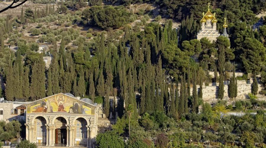 JLM Chiesa Ortodoss a Geltsemani