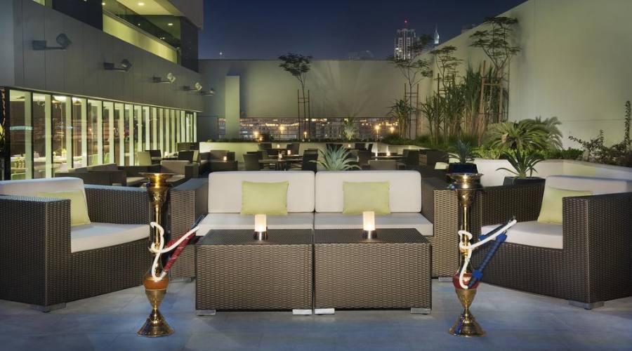 Shisha Terrace