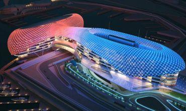 Unico Hotel al mondo all'interno del circuito di Formula 1 degli Emirati!