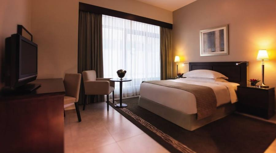 Movenpick Hotel Bur Dubai camera