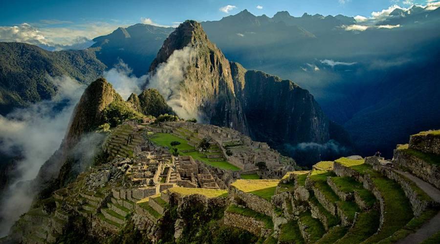 Macchu Picchu, Panorama