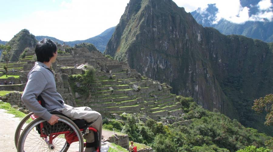 Macchu Picchu Accessibile